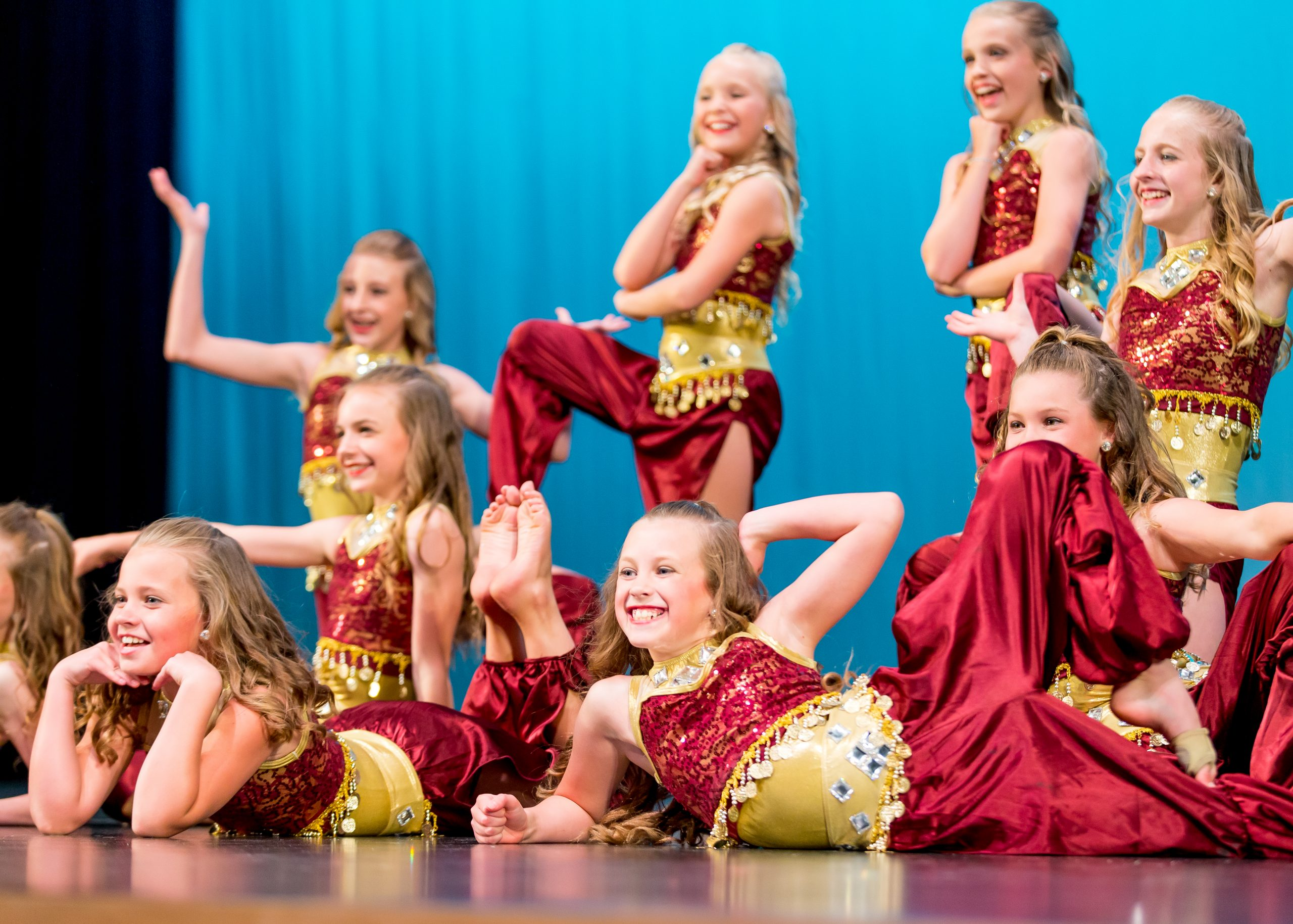 Is My Dancer Ready for a Company Team?